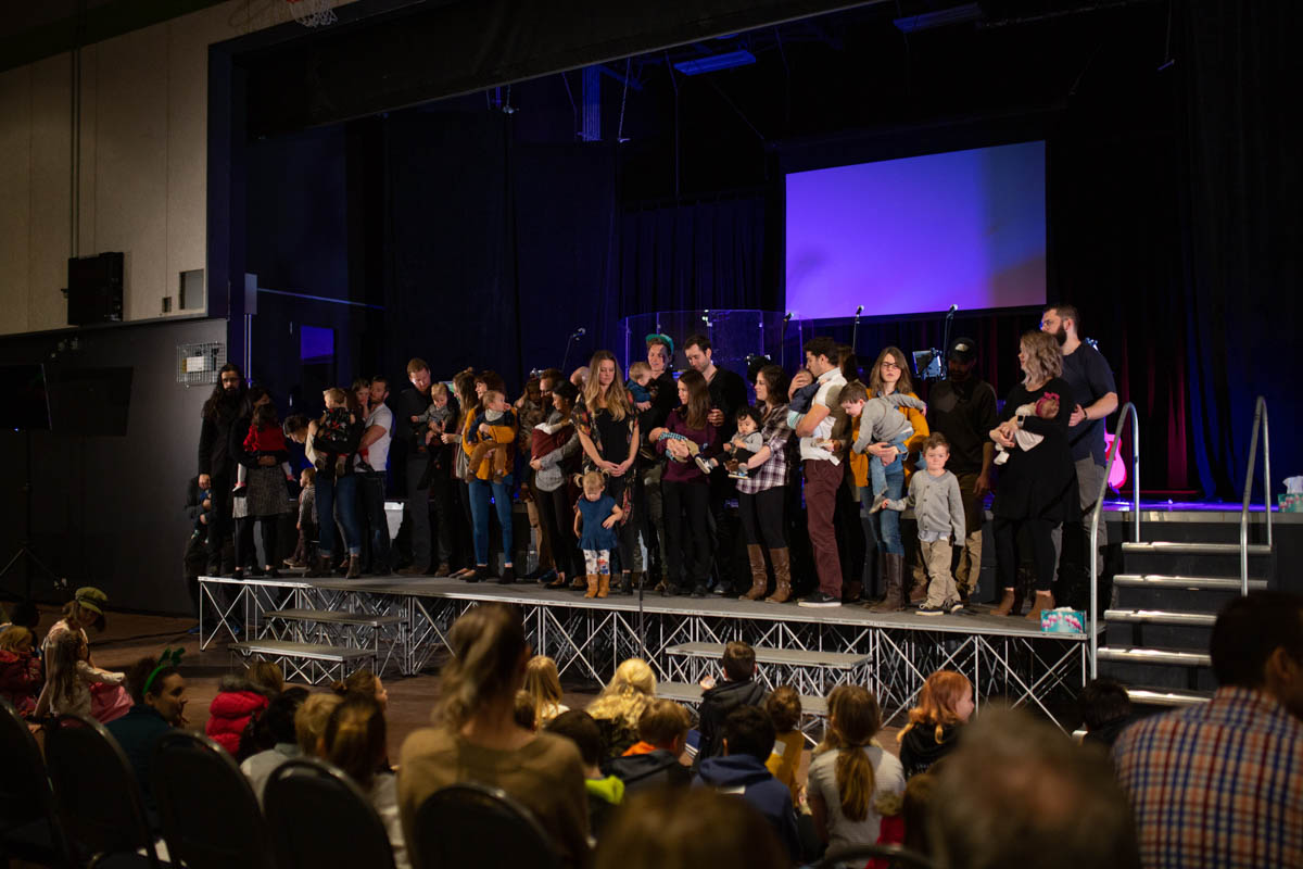 2019 Parent/Baby Dedications