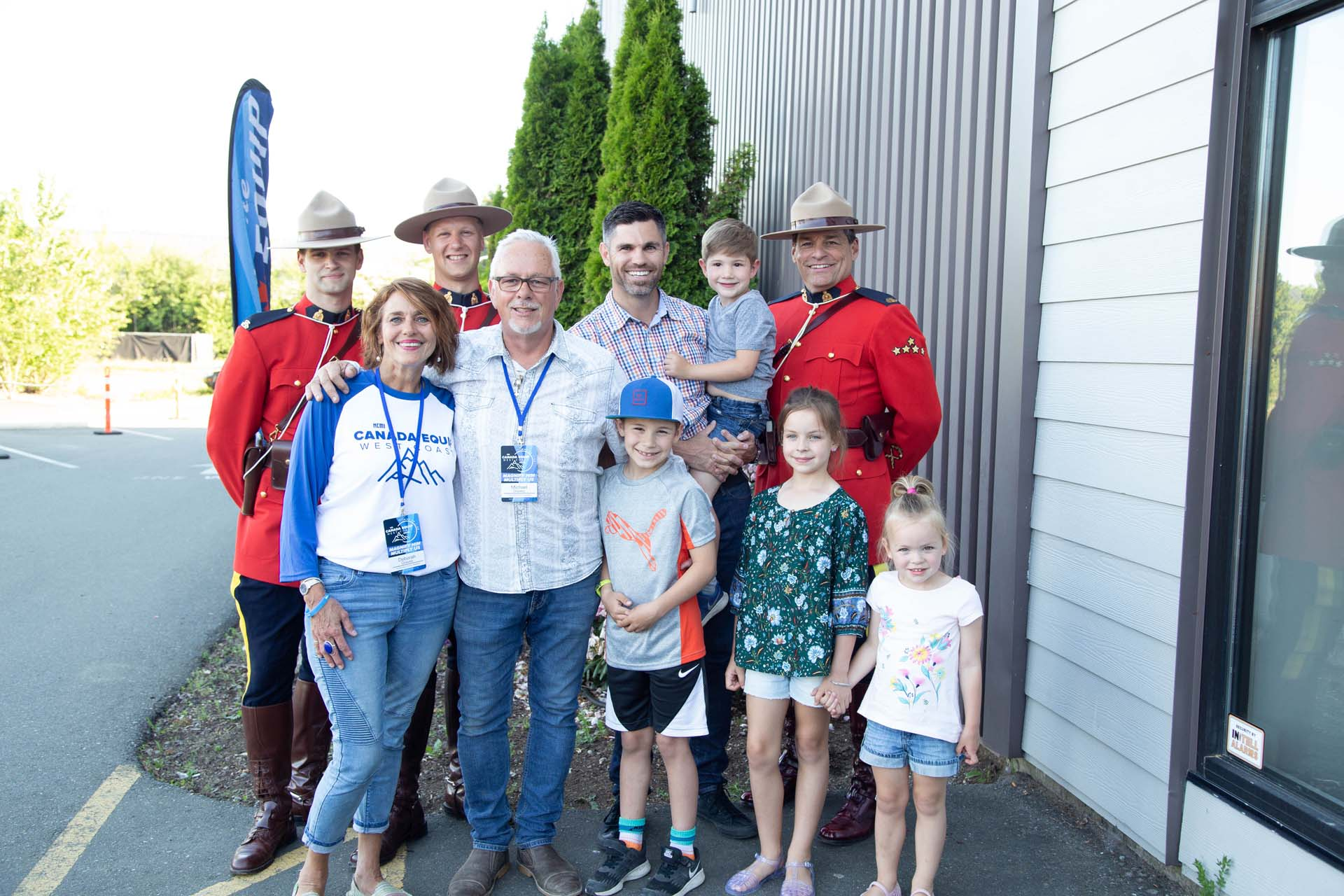 Mountie Photos from Canada Equip 2018