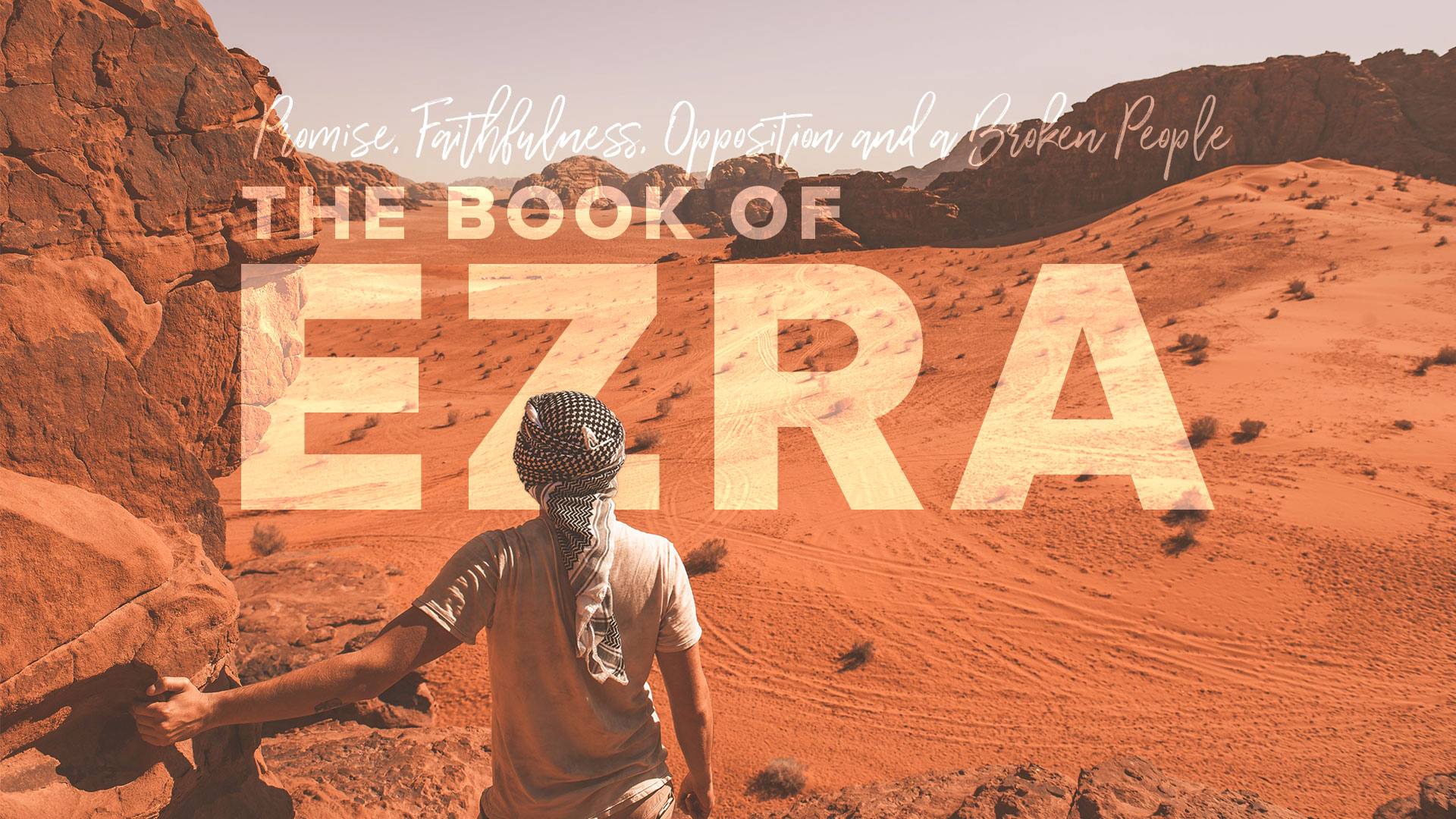 The Book of Ezra Series