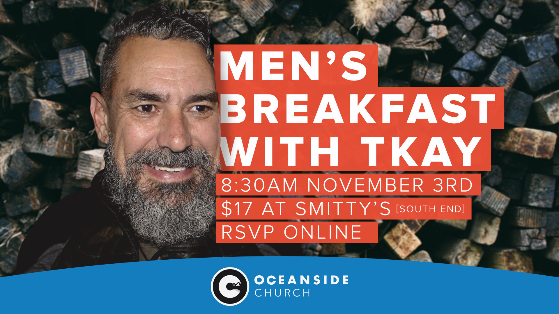 Men's Breakfast with Terry Kreuger