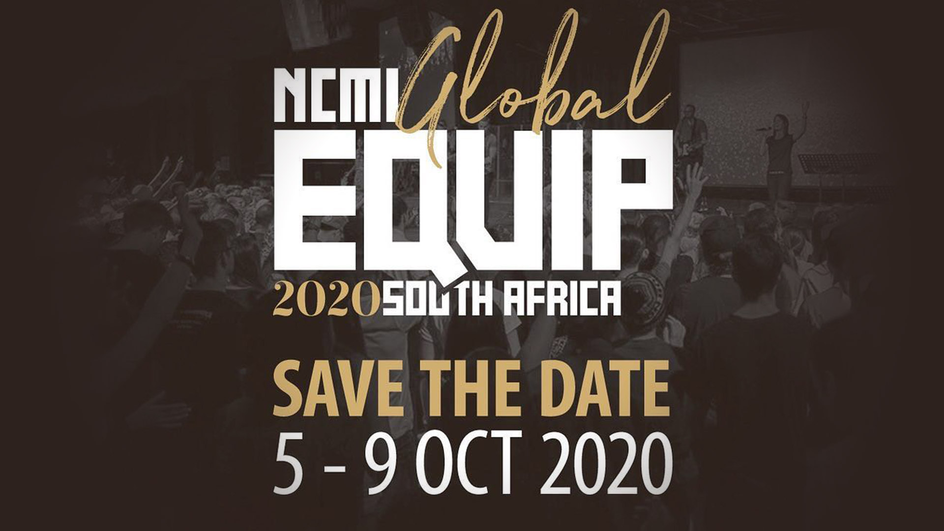 NCMI World Equip 2020 Announced!