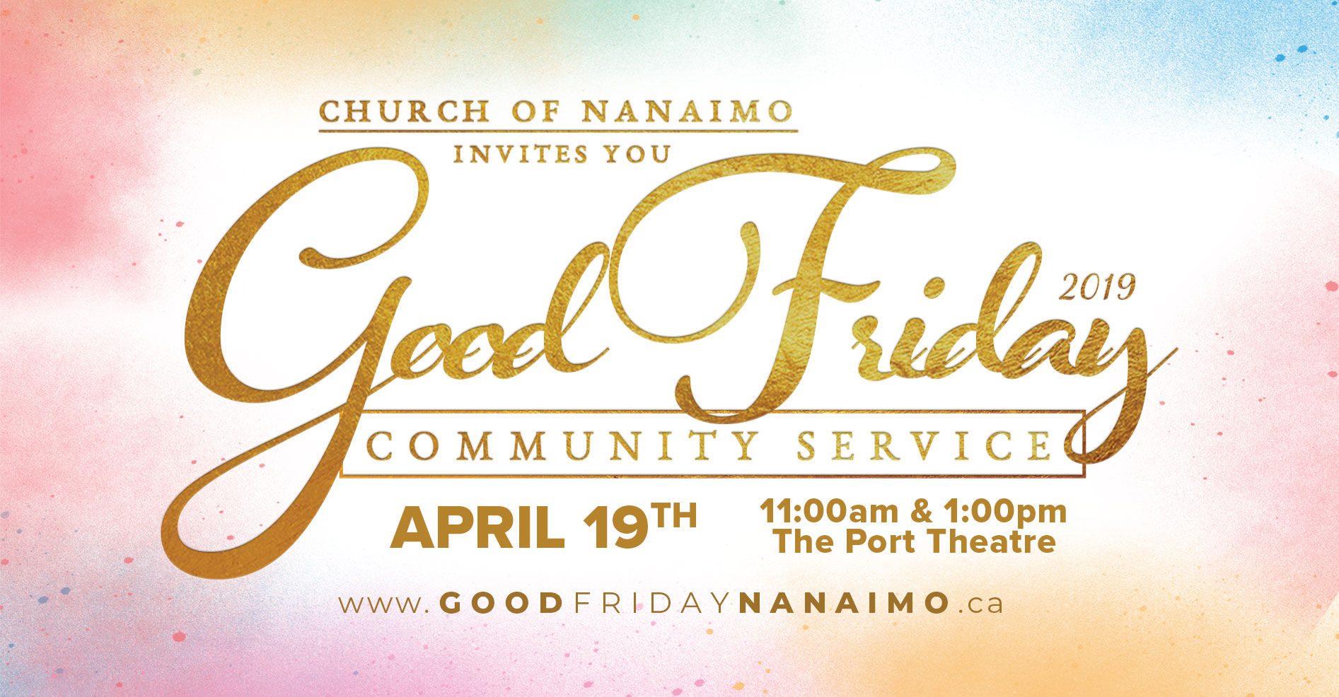 Good Friday 2019 at The Port Theatre