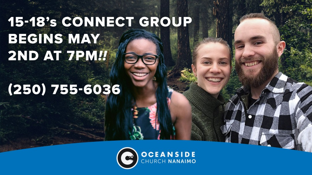 New 15-18s Connect Group!