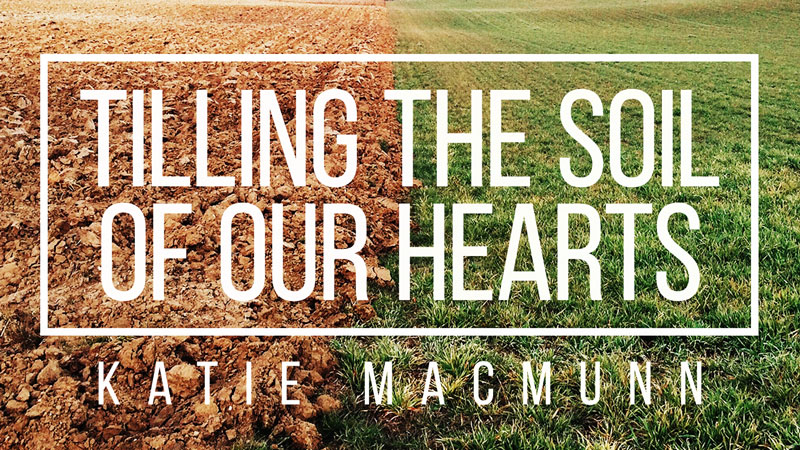 Tilling The Soil Of Our Hearts