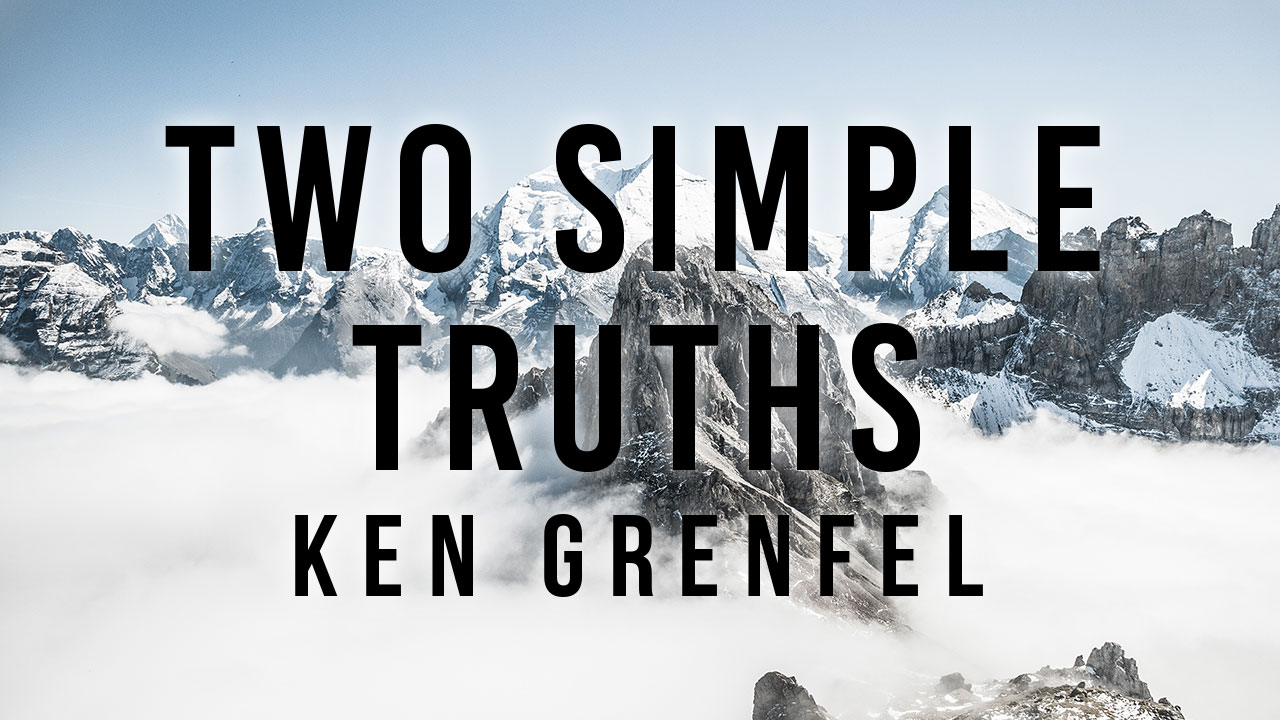 Two Simple Truths