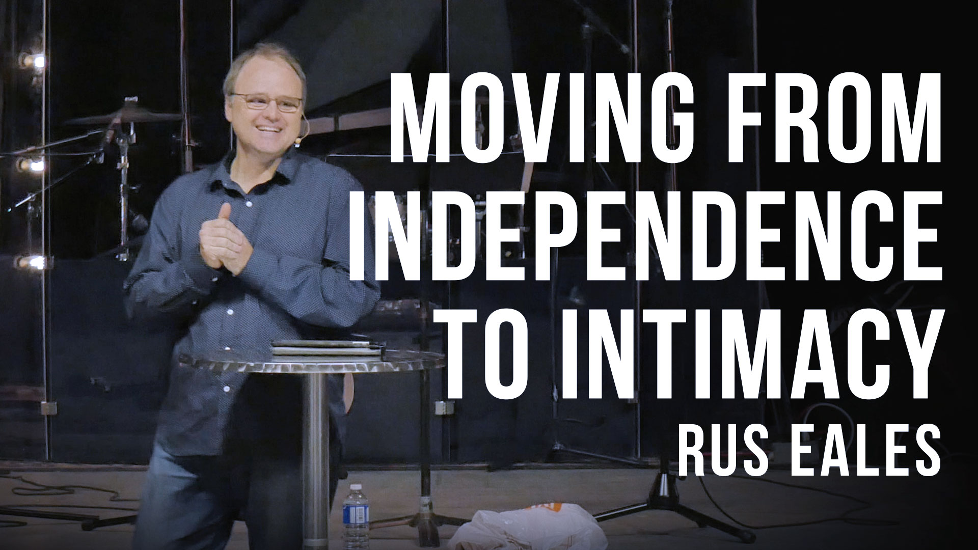 Moving from Independence to Intimacy