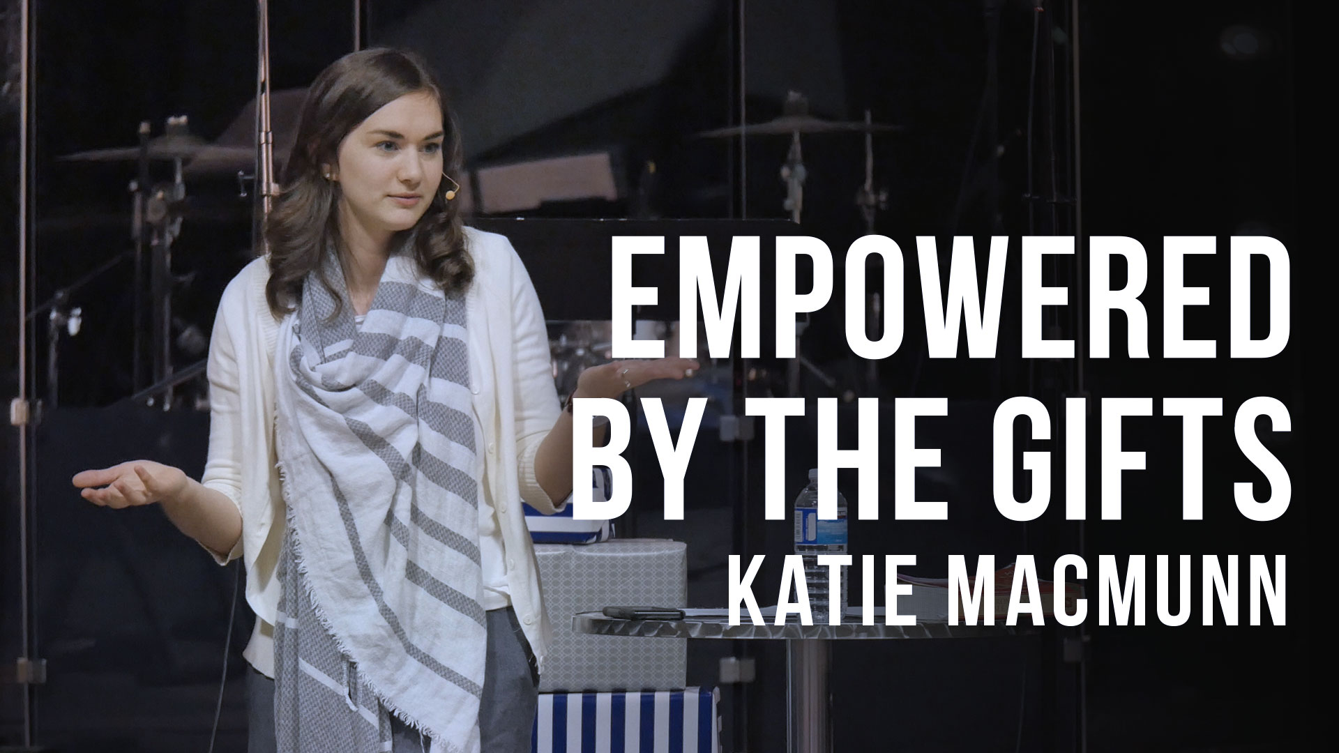 Empowered by the gifts