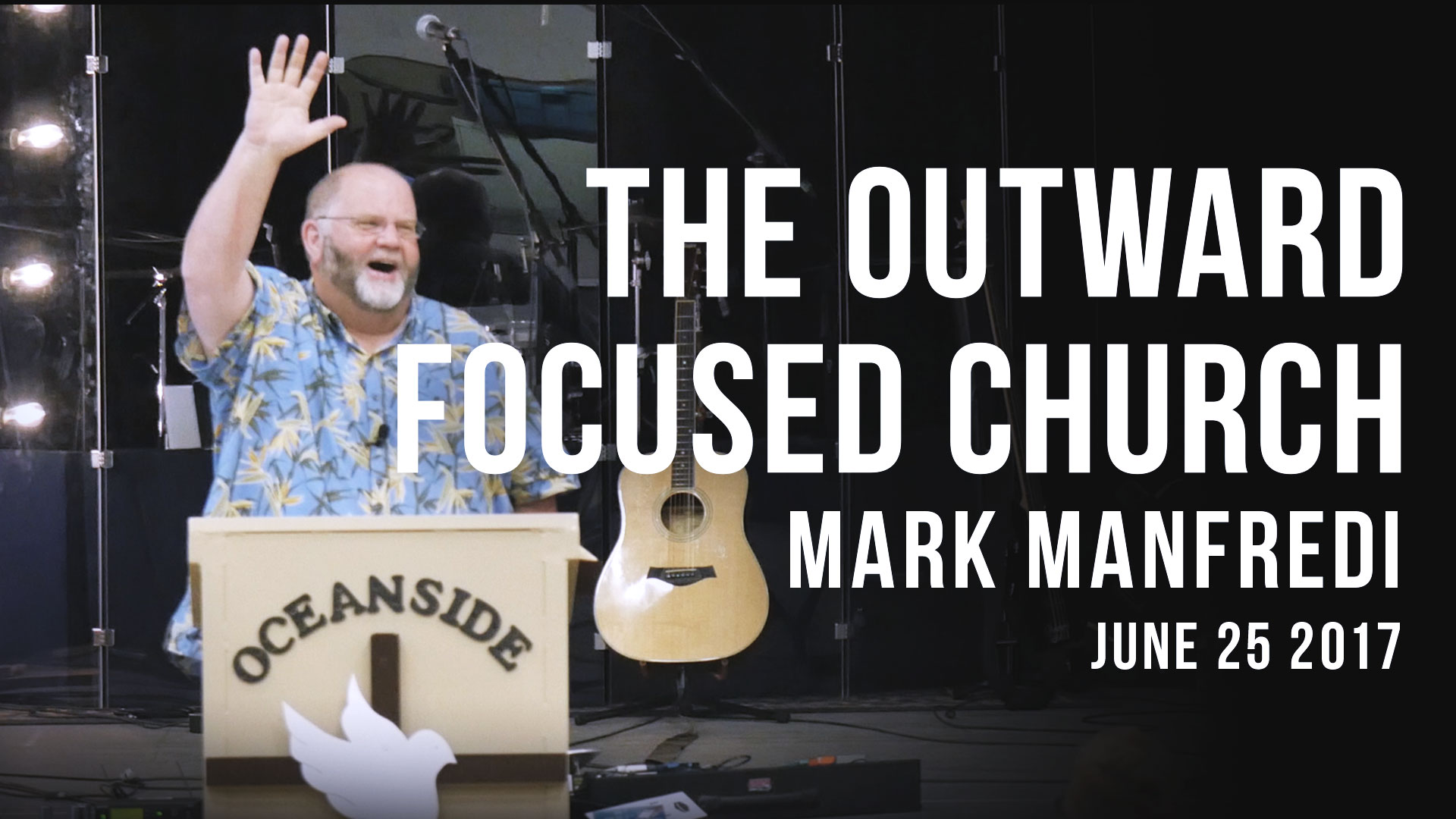 The Outward Focused Church
