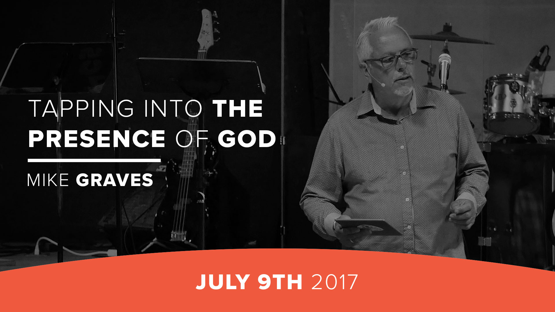 Tapping into the presence of God