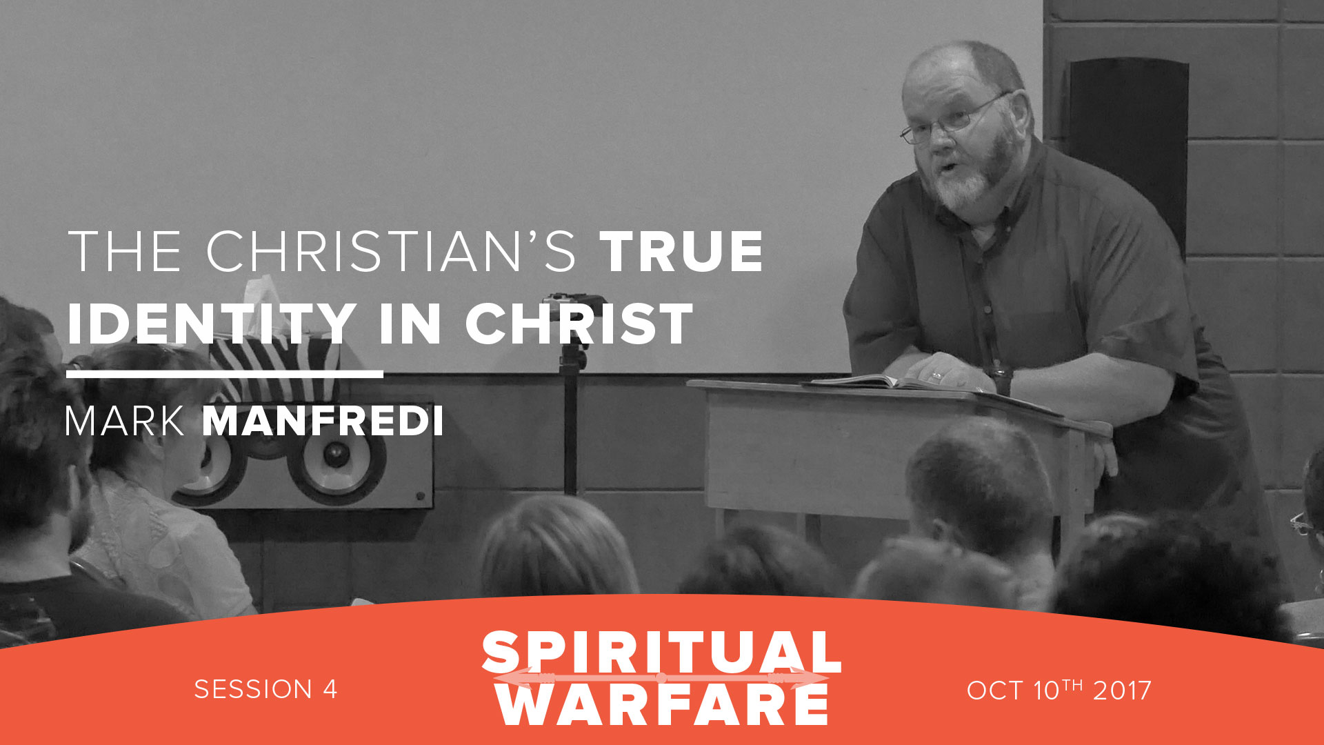 The Christian's true identity in Christ