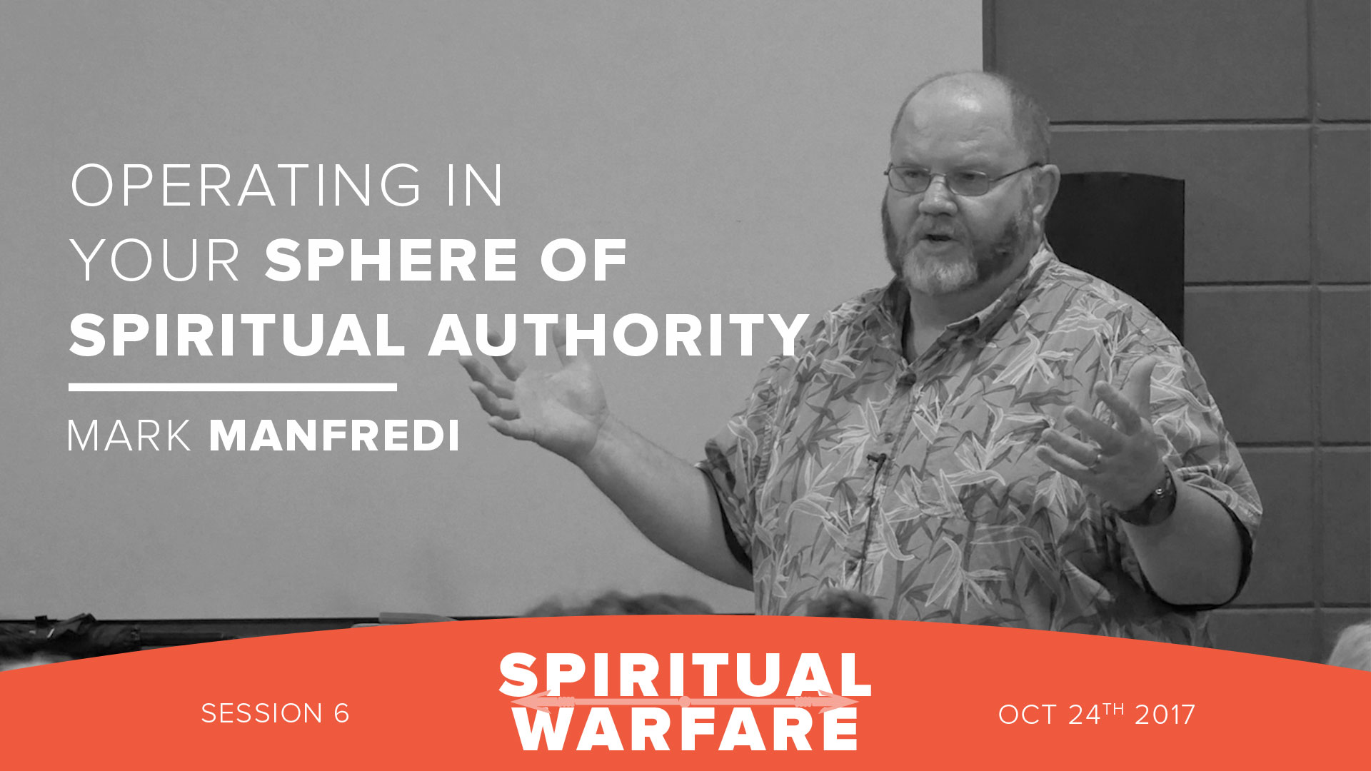 Operating in your sphere of spiritual authority