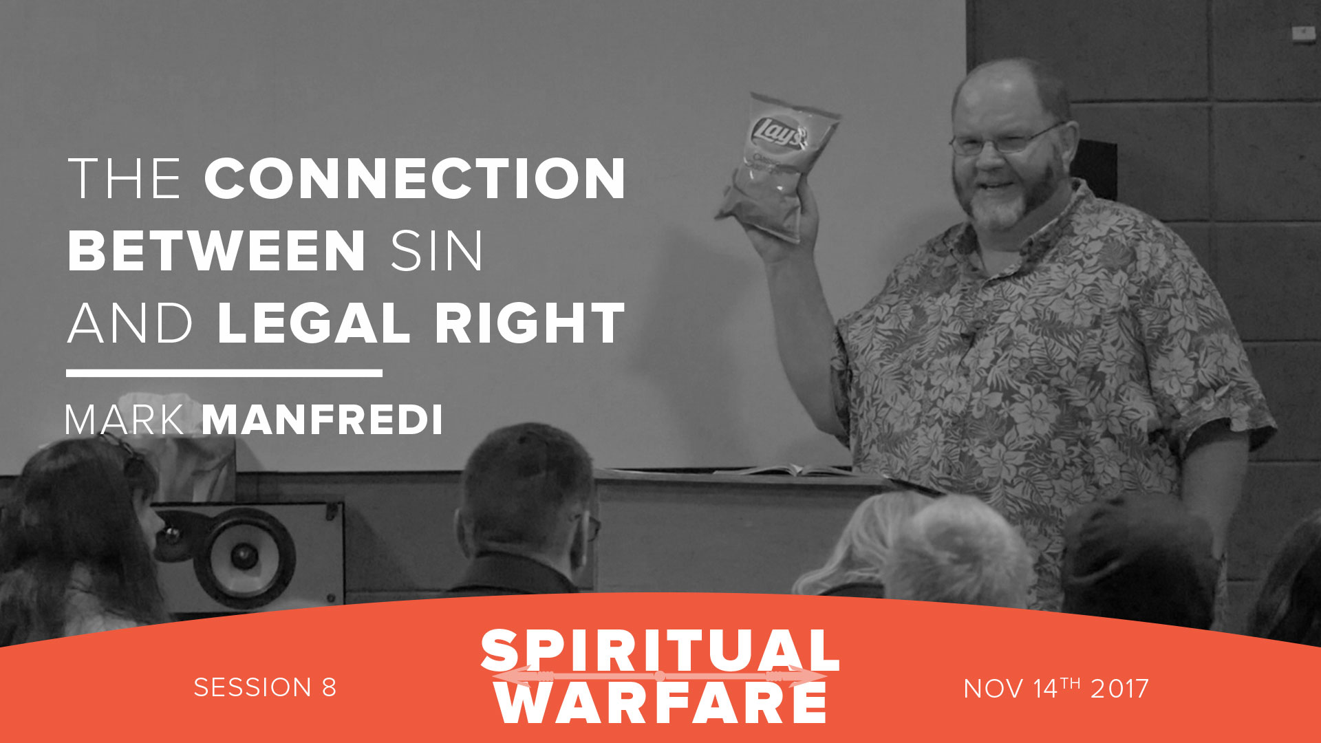 The connection between sin and legal right