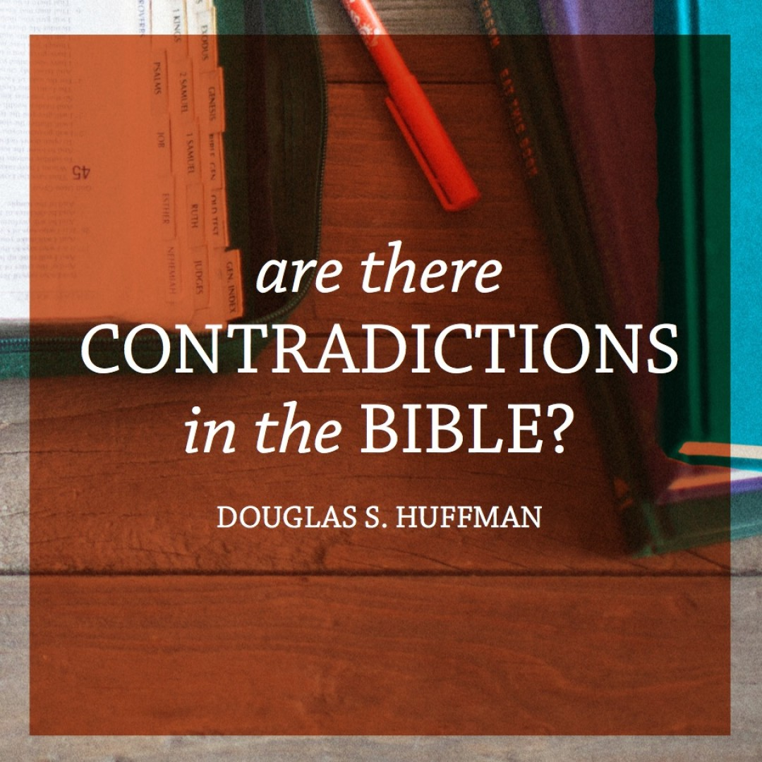 Are there contradictions in the Bible surrounding Easter?