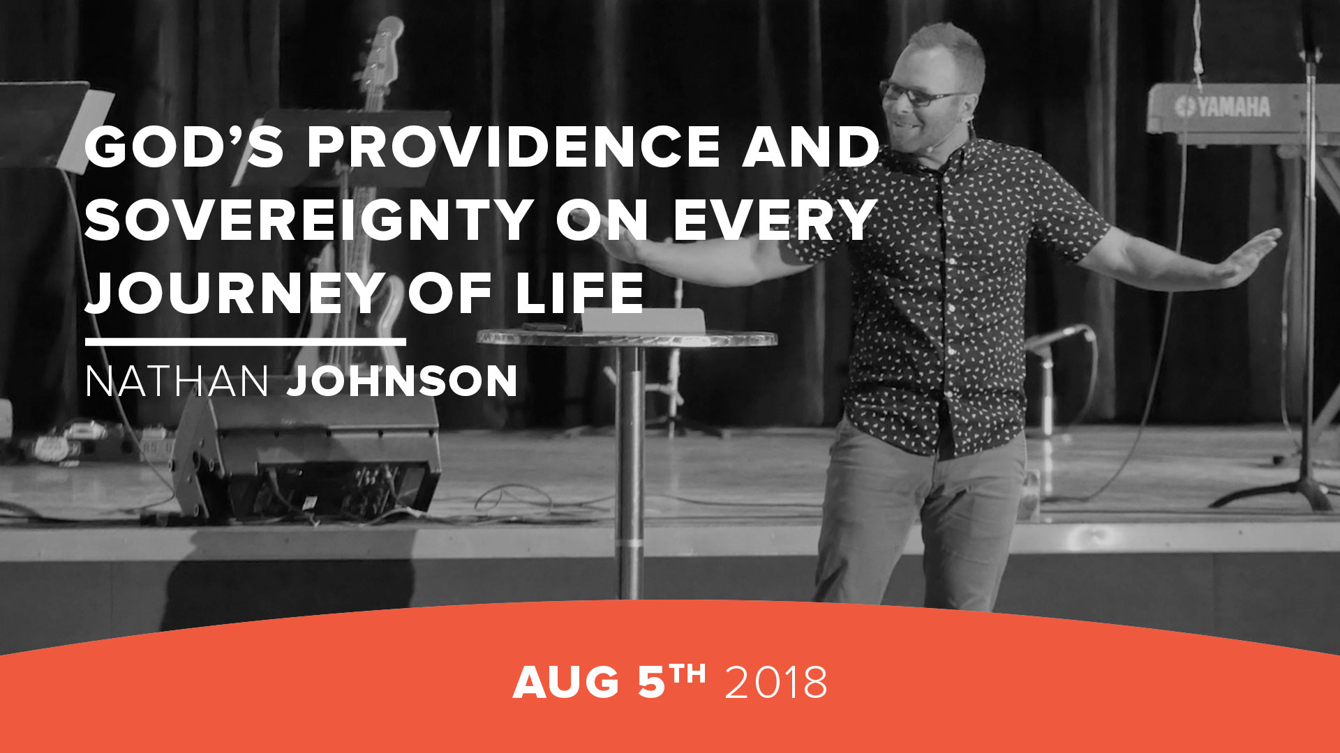 God's Providence and Sovereignty on Every Journey of Life