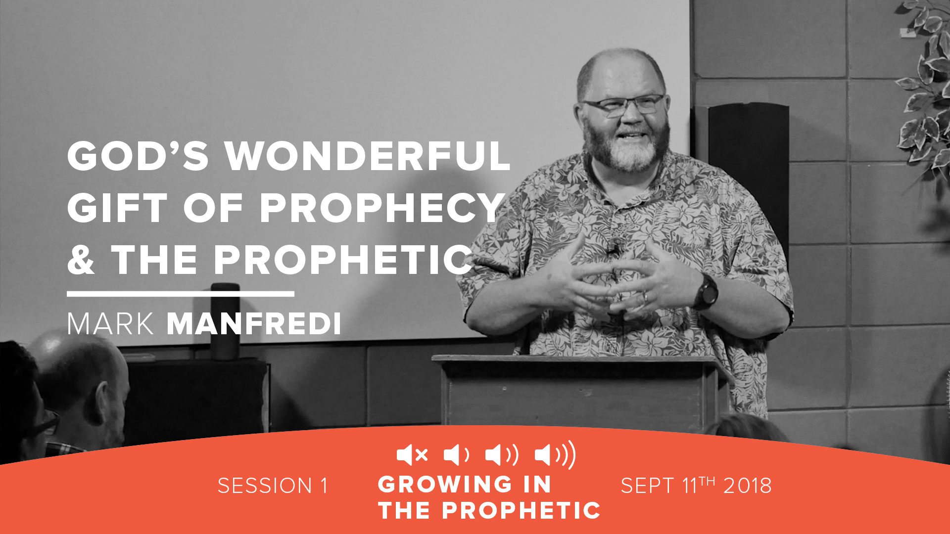 God's Wonderful Gift of Prophecy and the Prophetic