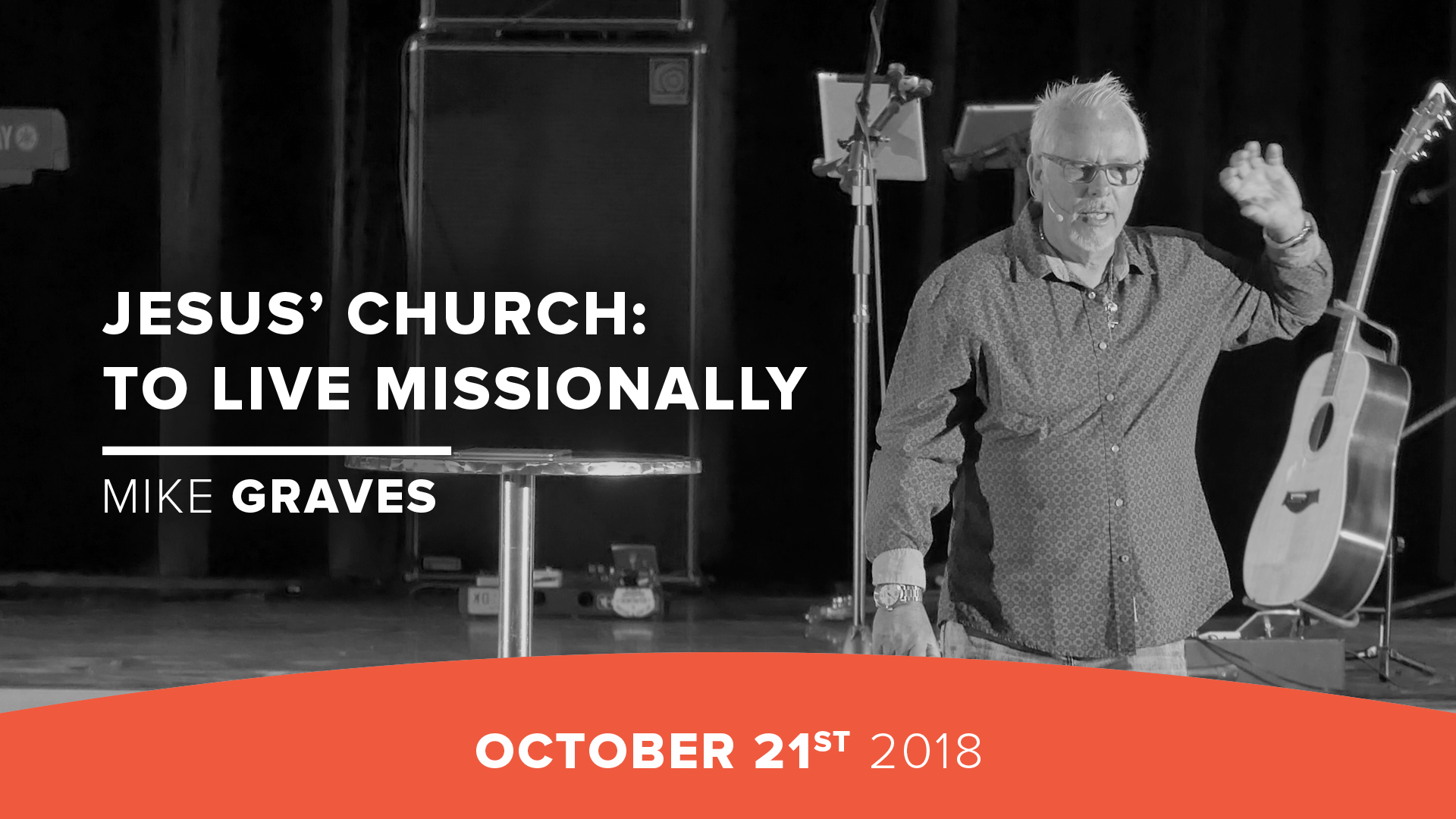 Jesus' Church: To Live Missionally