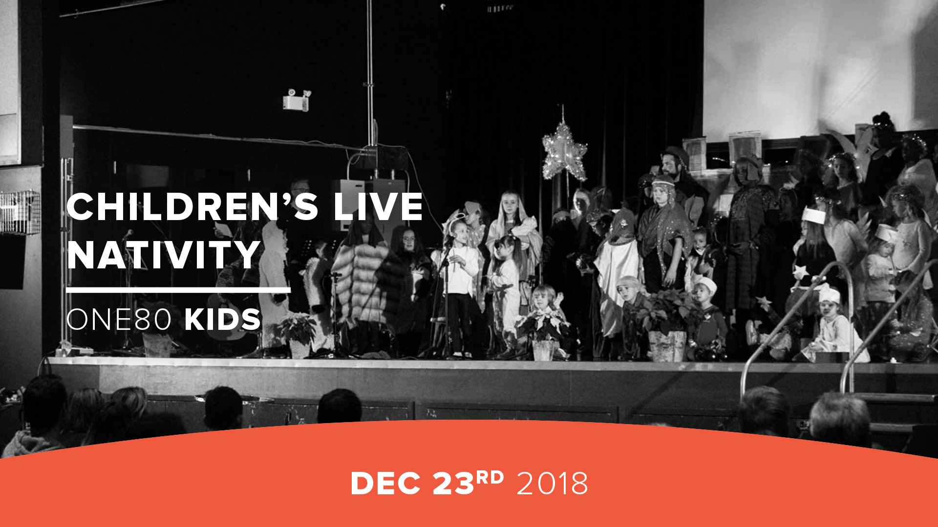 Children's Live Nativity