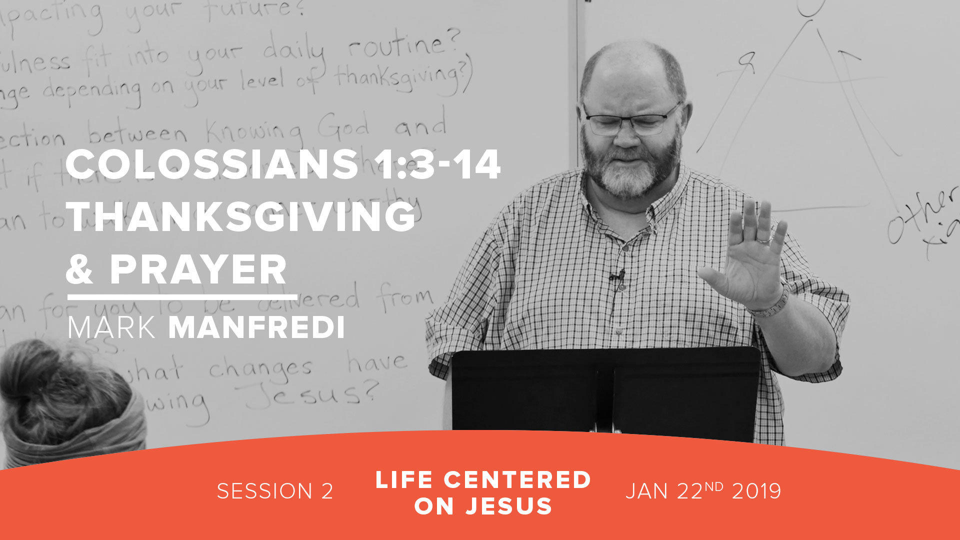 Session 2: Colossians 1:3-14