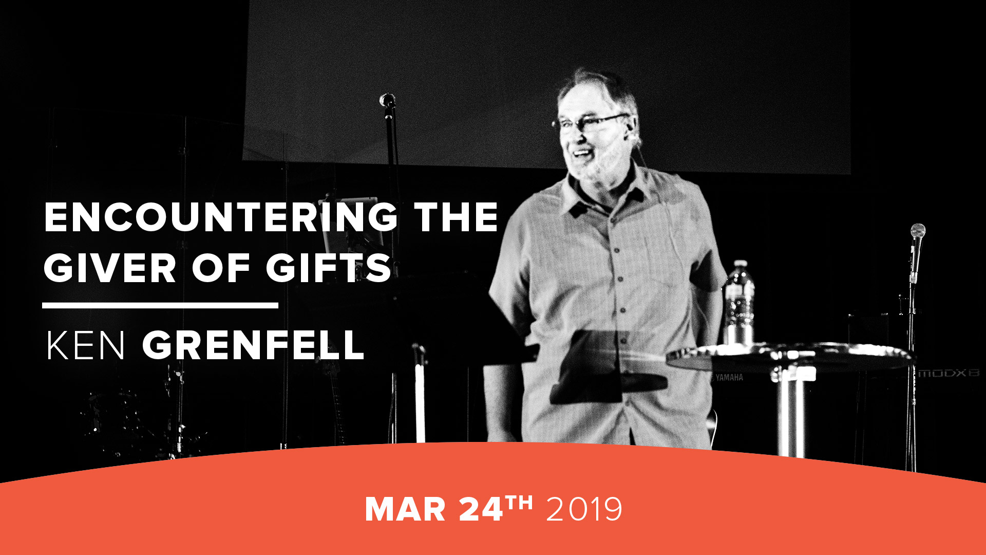 Encountering The Giver of Gifts