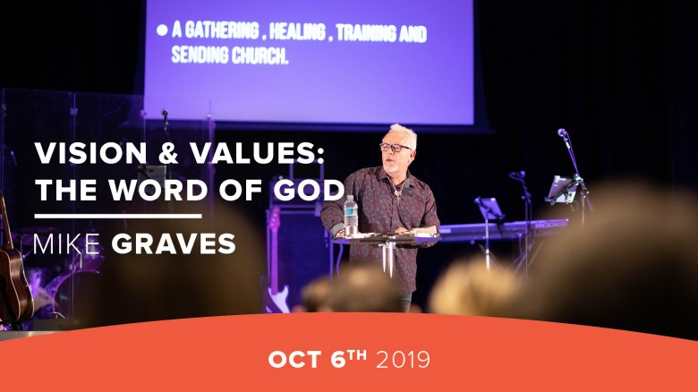 Vision & Values: The Word of God