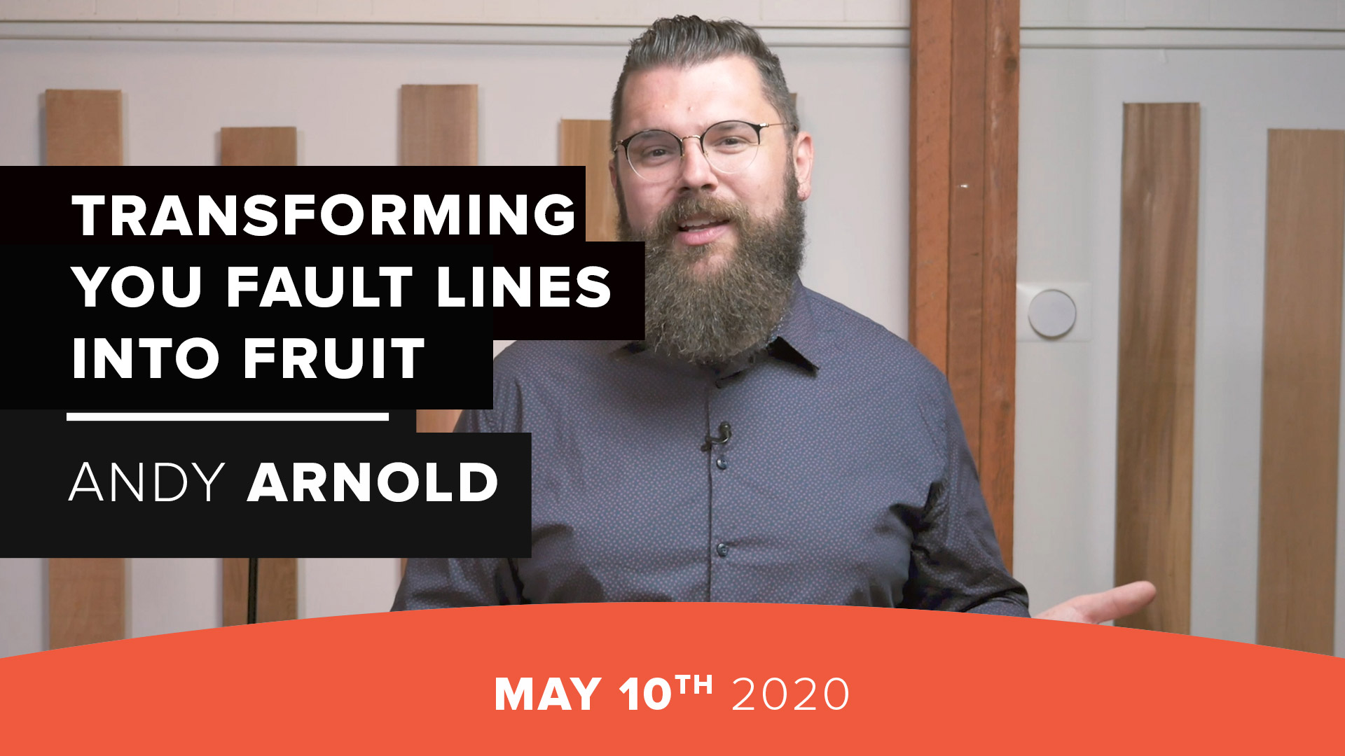Transforming Fault Lines into Fruit