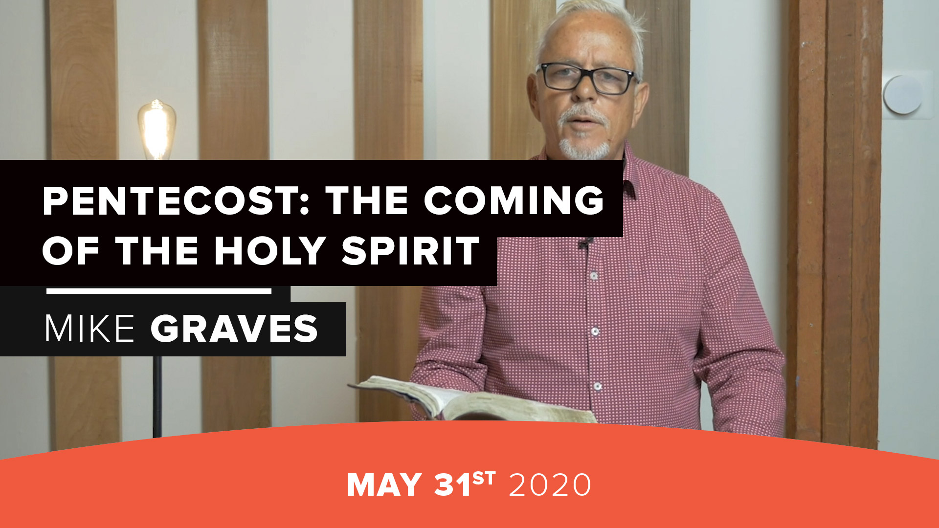 Pentecost: The coming of the Holy Spirit