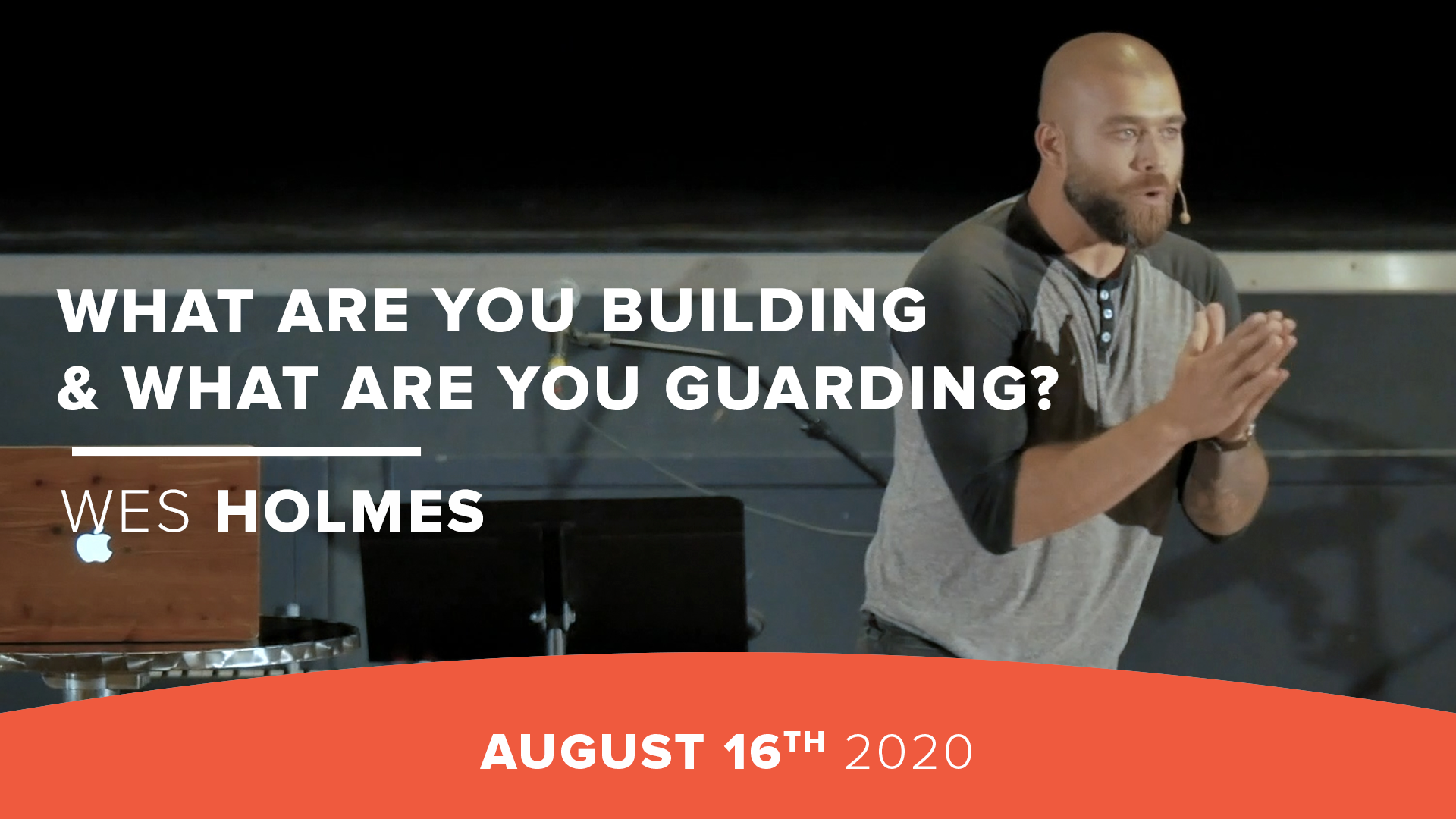 What are you Building & what are you Guarding?