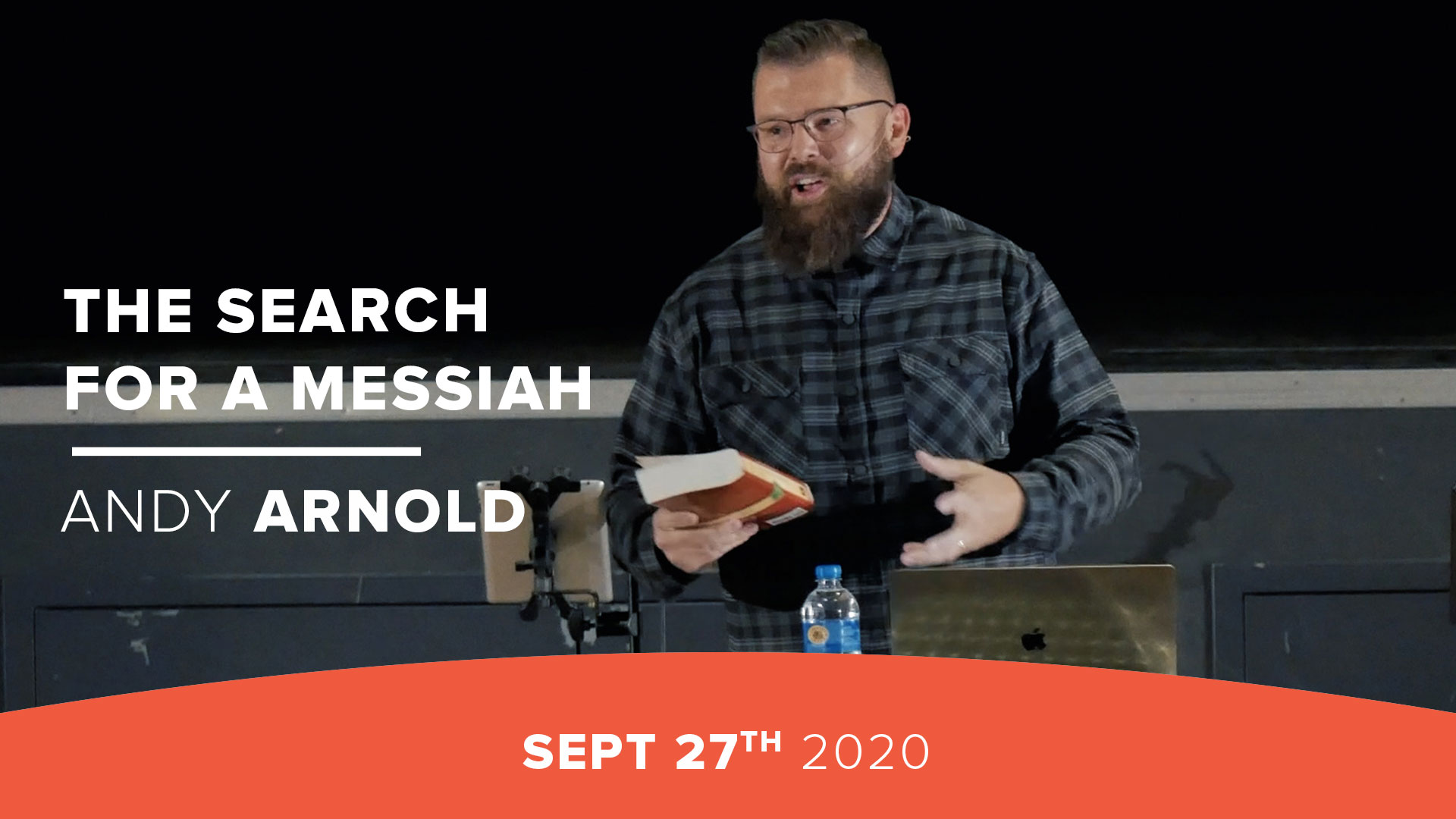 The Search For A Messiah