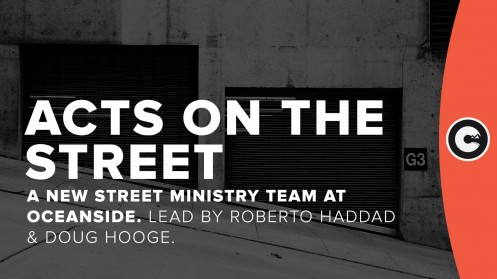 Acts On The Street - Ministry Team