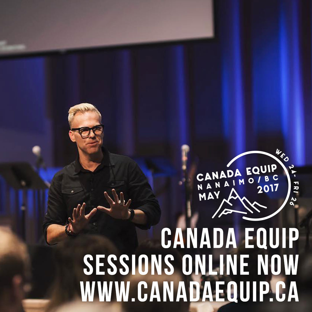 Canada Equip Sessions Online Now