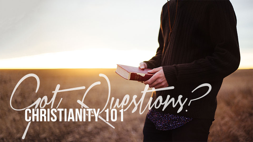 Discussion Group: Christianity 101