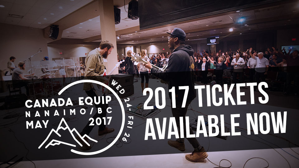 Canada Equip Ticket - On Sale!