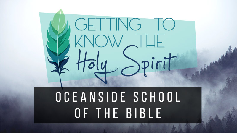 Getting to know The Holy Spirit 2016
