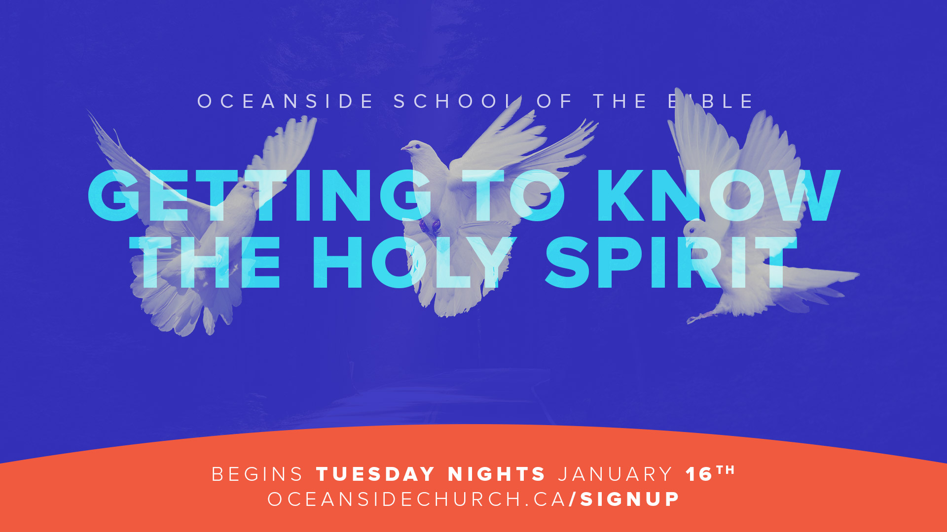 Getting to know the Holy Spirit 2018