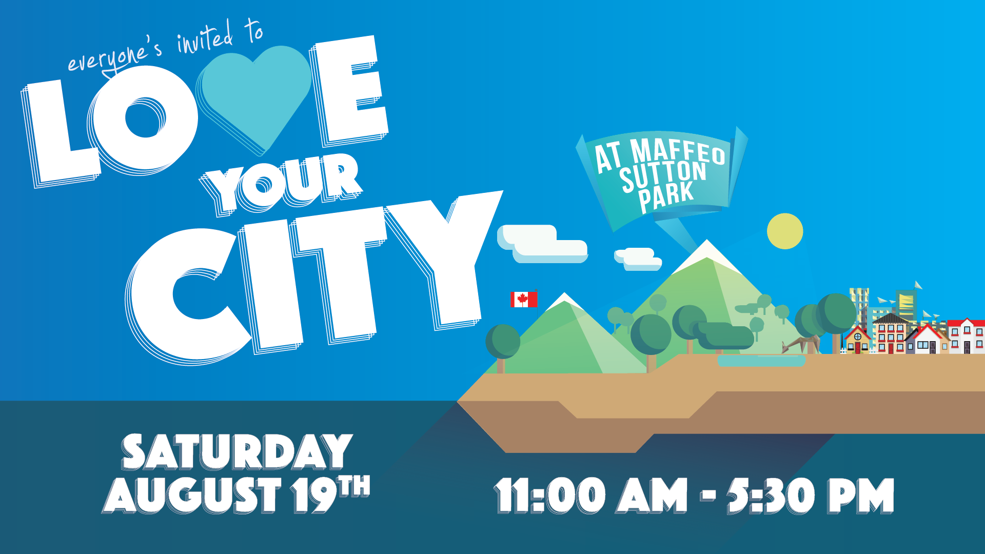 Love Your City 2017