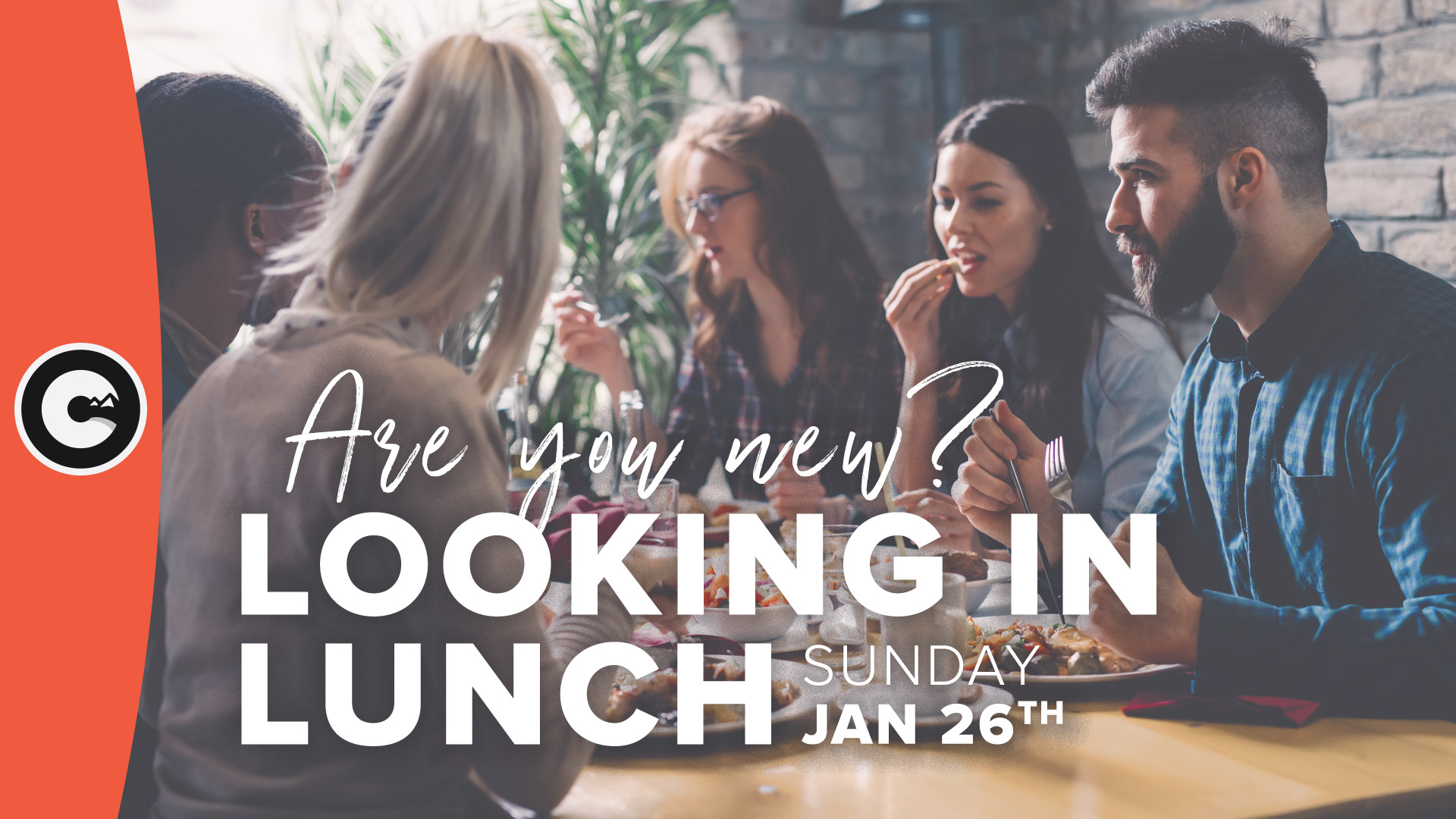 Looking In Lunch - January 2020