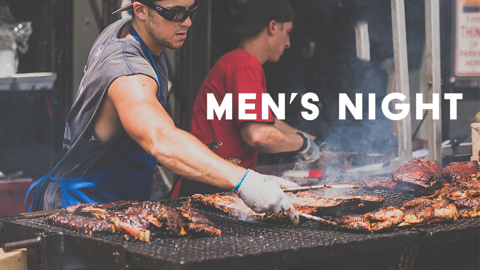 Men's Night at The Junction - April 1st