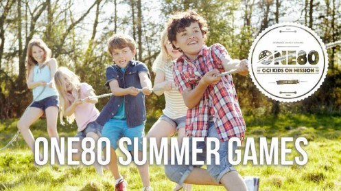 Summer at ONE80 Kids