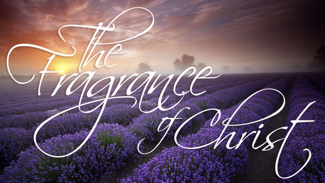 The Fragrance of Christ
