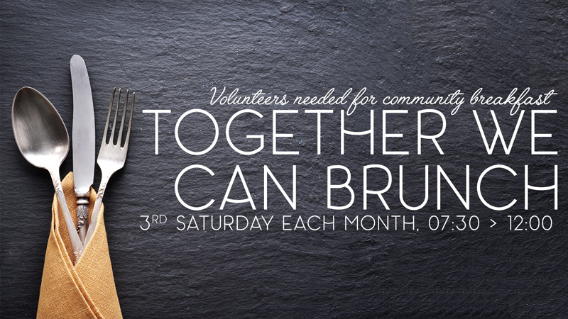 Together We Can Brunch